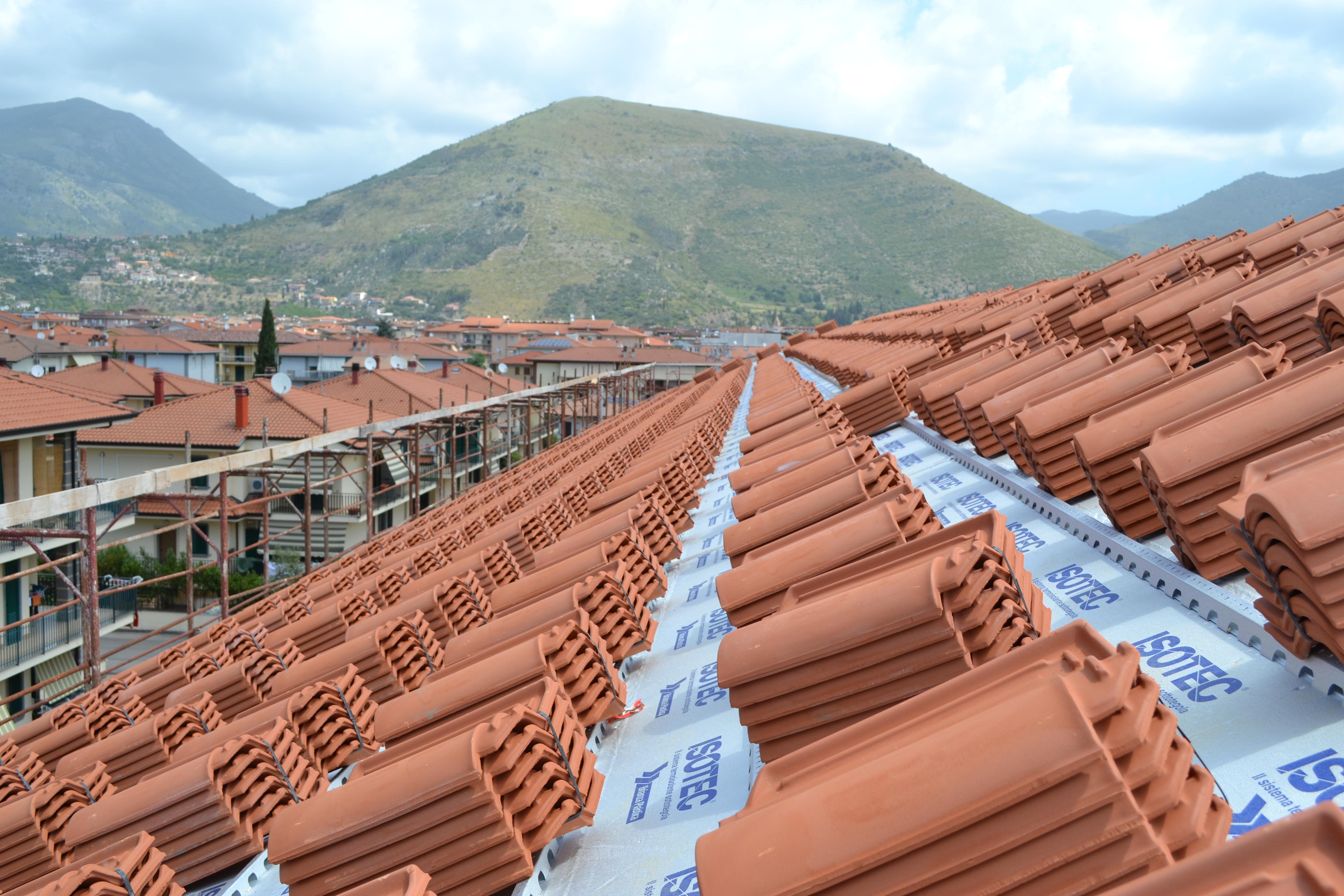 Copertura In Legno Isolata : Edilcasa costruzioni in legno coperture in legno
